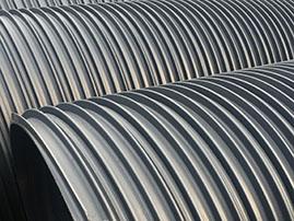 三门峡HDPE塑钢缠绕管