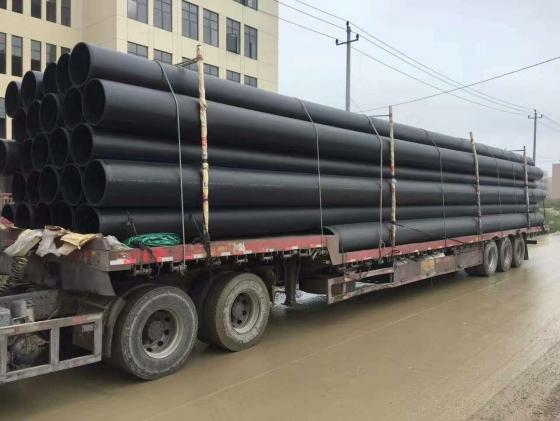 HDPE给水用聚乙烯管材管件