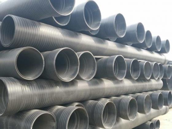 HDPE承插式缠绕结构壁管