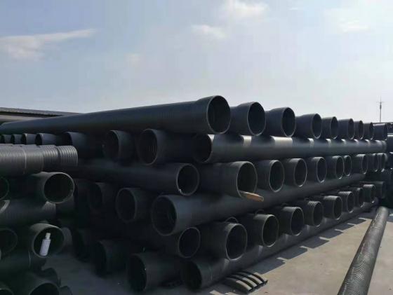 HDPE缠绕结构壁管厂家